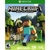 Juego Minecraft Normal Xbox One Físico Sellado Disco Fisico