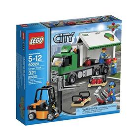 Lego City Camión De Carga 60020 Juego De Construcción De Jug