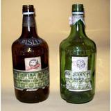 Botella Antigua Ferro-china Bisleri Y Ferro Quina ¡ Unicas !