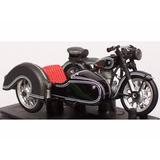 Bmw Moto R25/3 C/ Sidecar Kit Para Montar 1:10 Schuco