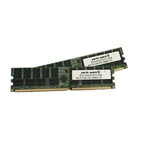 Kit De 4 Gb (2 X 2 Gb) Memoria Ram Dimm Ecd De 184 Pines Dd