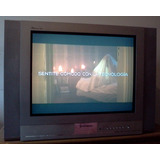 Televisor 29 Pulgadas Pantalla Plana Hitachi Platinum Flat