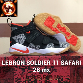 Tenis Nike Lebron James Soldier 11 Tenis Fenix Basquetbol