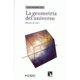 Geometria Del Universo,la; De Leon,manuel Envío Gratis
