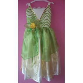 Vestido Disfraz Tiana La Princesa Y El Sapo Princesas Disney