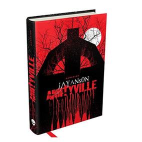 Livro Amityville Darkside Jan Anson - Frete A 10r$
