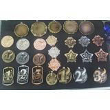 Medalla De Línea Personalizada