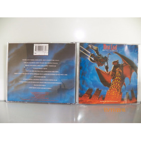 Cd Original Meat Loaf Bat Out Of Hell Ii: Back Into Hell