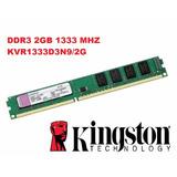 Kingston Original Ddr3 2gb Kvr1333d3n9/2g Selladas Garantia