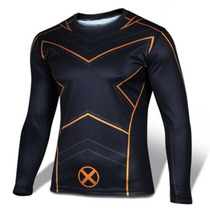 The X-men Playera Larga Polyester Dryfit Tarda 4-5 Semanas