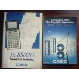 Manual Del Propietario Calculadora Casio Fx-8500g En Español