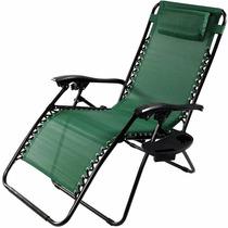 Silla Reclinable Color Verde Bosque