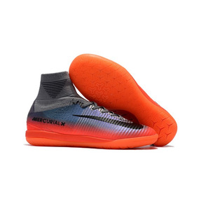 Chuteira Mercurial Abobora Tam37 Nike Shox - Chuteiras Prateado no ... b5e997aca1f88