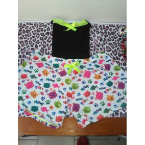 Hermosas Pijamas Tipo Short Al Mayor