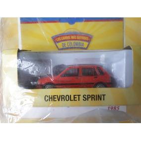 Chevrolet Sprint Los Carros Mas Queridos Escala