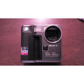 Camara Sony Mavica Mvc-fd7 Sin Bateria Con 1 Diskette