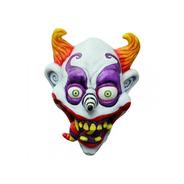 Mascara De Payaso Loco. Disfrázate Para Tu Fiesta O Evento