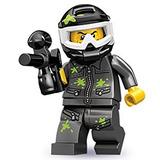 Juguete Lego Serie 10 Paintball Jugador Mini Figura