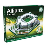 Maquete 3d Palestra Italia Allianz Parque Palmeiras