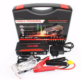 High- Power Bateria Auxiliar De Partida Automotiva 16500 Mah