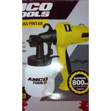 Pistola Para Pintar Amco. Compresor Incluido 99000