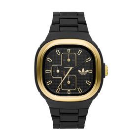 Reloj adidas Originals Seoul Chronograph Bisel Dorado