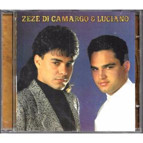 Zezé Di Camargo & Luciano Cd 1992 Novo Original Lacrado