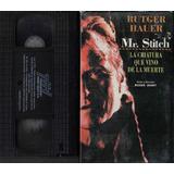Mr.stitch La Criatura Que Vino De La Muerte Rutger Hauer Vhs