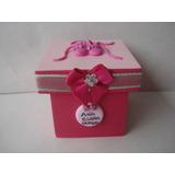 Lembrancinha Caixinha/ Mini Sapatilhas Mágicas Da Barbie
