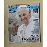 Rolling Stone Papa Francisco (beatles, Arcade Fire, Hoffman)