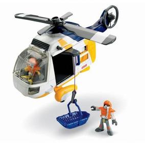 Imaginext Helicóptero De Aventura N1396