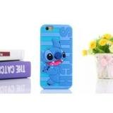 Capinha Capa Case Silicone 3d Lilo Stitch Iphone 6/6s