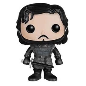 Boneco Jon Snow Castle Black Game Of Thrones Pop! 26 Funko