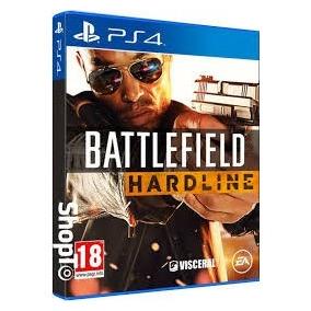 Jogo Battlefield Hardline Ps4 Midia Física Pt-br