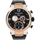 Reloj Mulco Para Hombre - Frost Gents Mw-5-2602-023