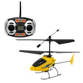 Helicóptero Controle Remoto Elétrico Flash 210a Rc 4 Canais
