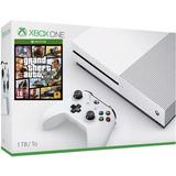 Consola Xbox One S 1tb + Gta V Fisico. Garantia De 1 Año