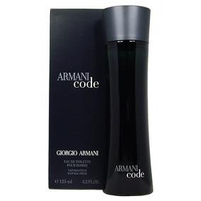 Armani Code Giorgio Armani Perfume Masculino Edt 125ml