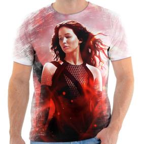 Camiseta Blusa Personalizada Jogos Vorazes Torvo 4k Hd 07