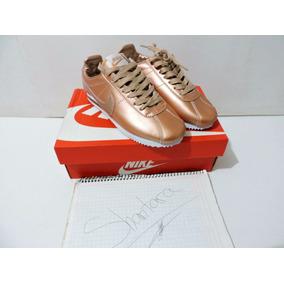 Tenis Nike Cortez Dama Metalic Pack Original + Envió Gratis
