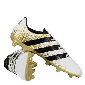 05c934747c Chuteira Adidas Messi 16.3 Fg Campo Cor Principal Branco - Chuteiras ...