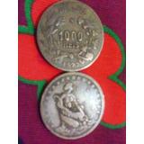 Moeda De 1000 Reis De Mil 1927. (tenho Tambem A De 1925)