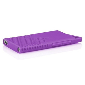 Funda Incipio Frequency Ipod Nano 7g morado