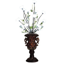 Lámpara De Mesa Decorativa Led Tipo Copa