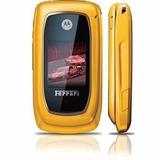 Rádio Nextel Iden Motorola I897 Ferrari Amarelo Flip Câmera