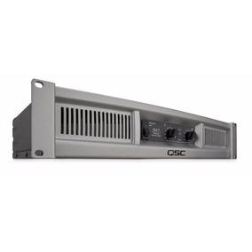 Amplificador Power Qsc Modelo Gx7 1200watts. Rms Profesional
