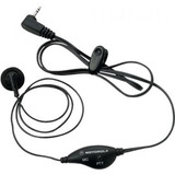 Fone De Ouvido C/ Microfone Ptt Para Rádios Talkabout 53727b