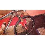 Bicicleta Carbono Specialized Unica Rodado 27,5 Tope De Gama