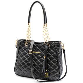Bolsa Feminina De Couro Legítimo Transversal Moda Luxo : )