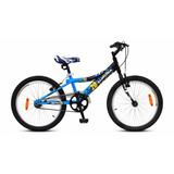 Bicicleta Juvenil Aurora 20 Nas-bk
